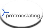 Pro Translating logo
